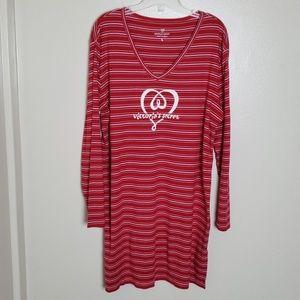 Victoria's Secret pajama dress